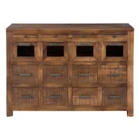 Rustico Collection Craftsman Drawer Cabinet