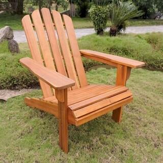 International Caravan Royal Fiji Adirondack Patio Chair