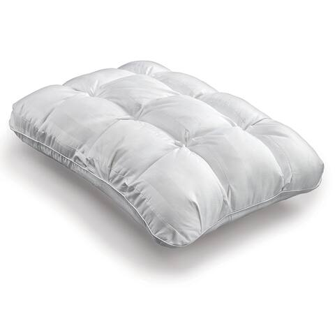 TempSynch Temperature Sensing SoftCell Pillow - White