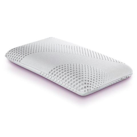 Celliant Energizing Recovery Memory Foam Pillow - WHITE