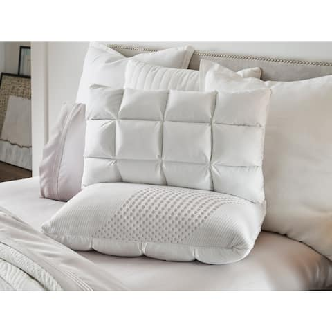 Celliant® Energizing Recovery SoftCell Pillow - WHITE