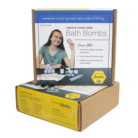 SmartGirl Bath Bomb Kit
