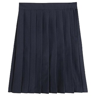 Betty Z Girl's School Uniform Pleated Skirt (More options available)