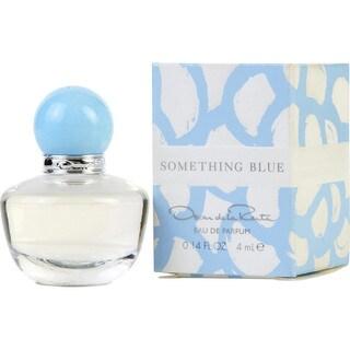 Oscar de La Renta Something Blue Women's 0.14-ounce Eau de Parfum Spray
