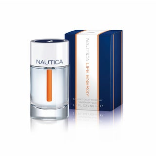 Nautica Life Energy Men's 1.7-ounce Eau de Toilette Spray