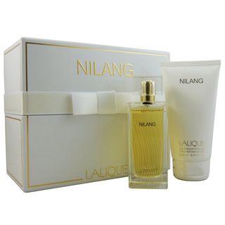 Lalique Nilang Women's 2-piece Gift Set