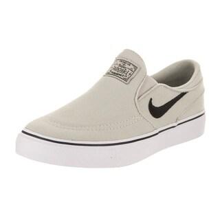 Nike Kids Stefan Janoski Cnvs Slip (PS) Skate Shoe