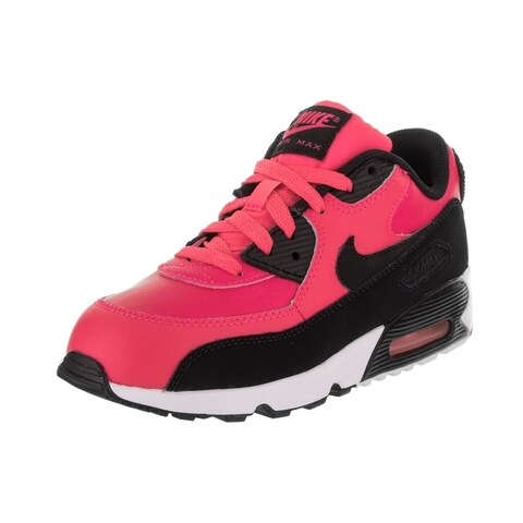 Nike Kids Air Max 90 LTR (PS) Running Shoe