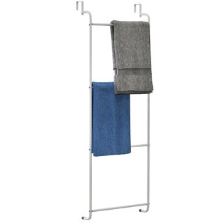 Overdoor Towel Rack and Clothing Hanger