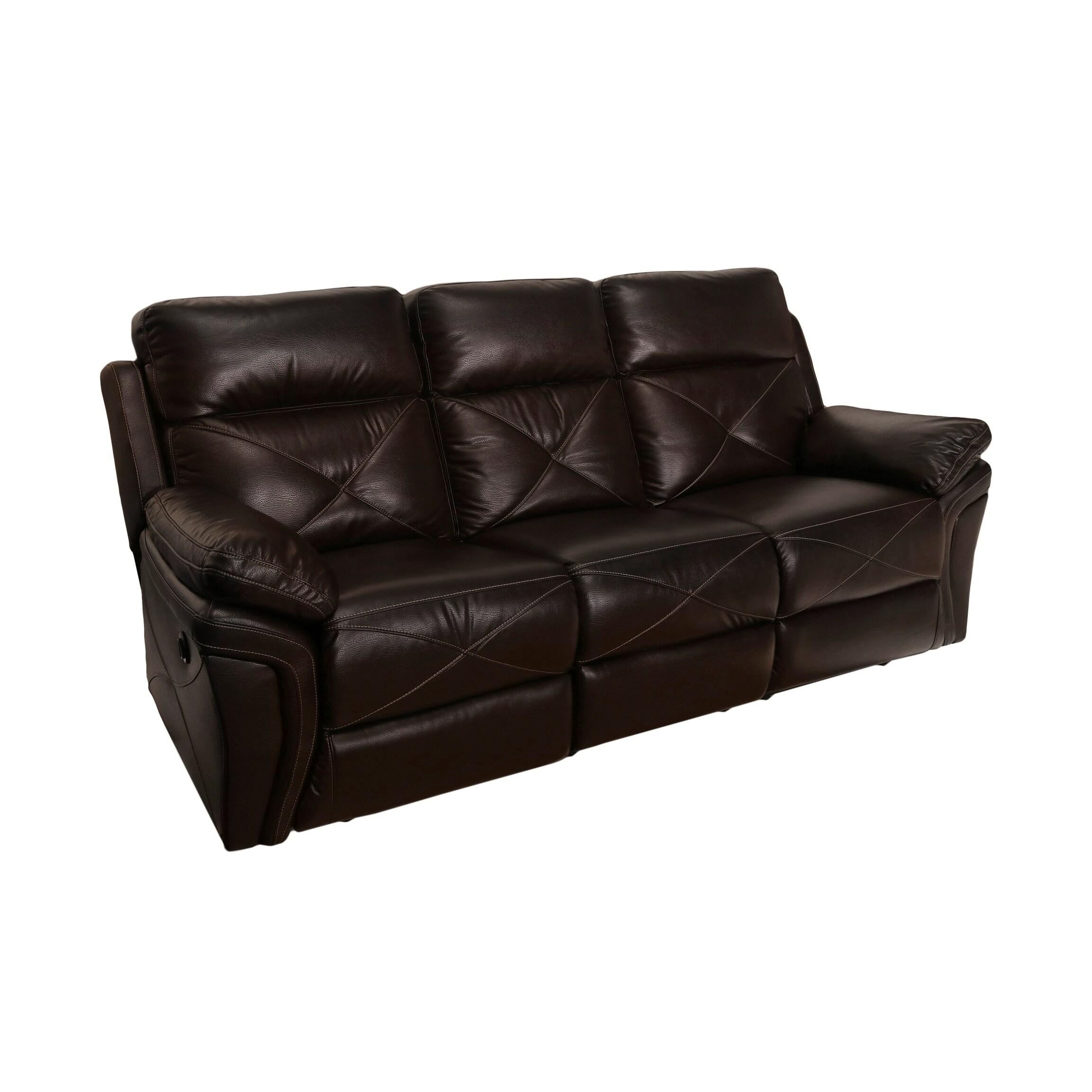 Galaxy Snake Chocolate Power Motion Sofa