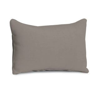 Oxford Garden Lumbar Stone Polyester Pillow