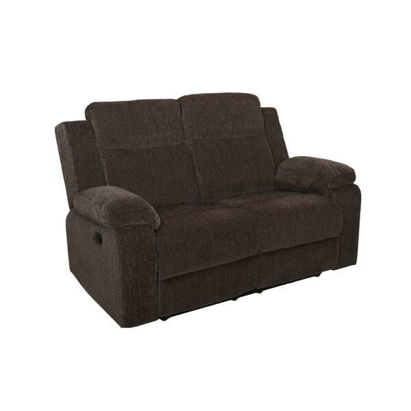 Super Shop Burke Mystery Ebony Power Dual Recliner Loveseat Free Cjindustries Chair Design For Home Cjindustriesco