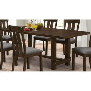 Frisco Antique Tobacco Standard Dining Table