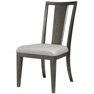 Proximity Heights Contemporary Dining Wood Side Chair - 23.75l x 20.5w x 39.25h