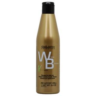 Salerm 8.4-ounce White Hair Shampoo Golden Range