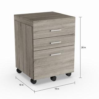 Oliver U0026 James Joffe 3 Drawer File Cabinet