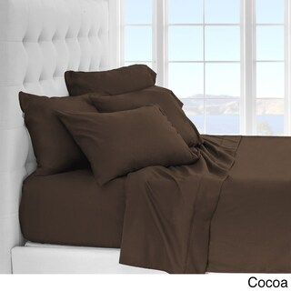 Clay Alder Home Lost Luxury Premium 1800 Series Ultra-Soft Collection Sheet Set - Deep Pocket (3 options available)