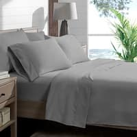 Porch & Den Lost Luxury Premium 1800 Series Ultra-Soft Collection Sheet Set - Deep Pocket