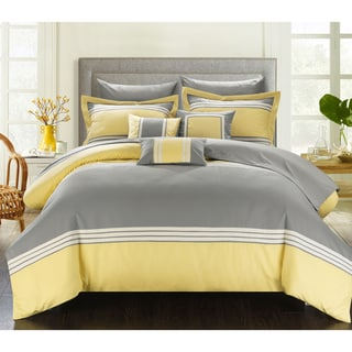 Link to Copper Grove Minesing 10-piece Bed in a Bag with Sheet Set Similar Items in Bed-in-a-Bag