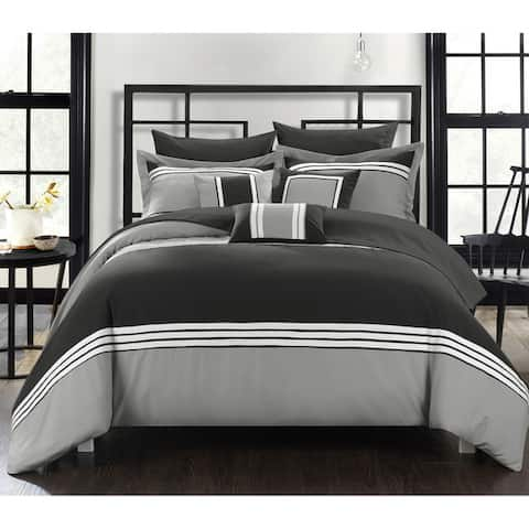 Copper Grove Minesing 10-piece Bed in a Bag with Sheet Set