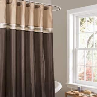 Lush Decor Terra Shower Curtain