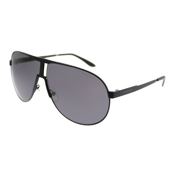 b318a0d4bb Carrera Aviator New Panamerika S 3 Unisex Matte Black Frame Grey Lens  Sunglasses