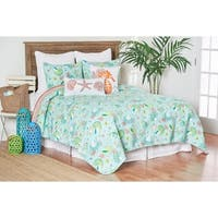 Laguna Breeze Quilt Set