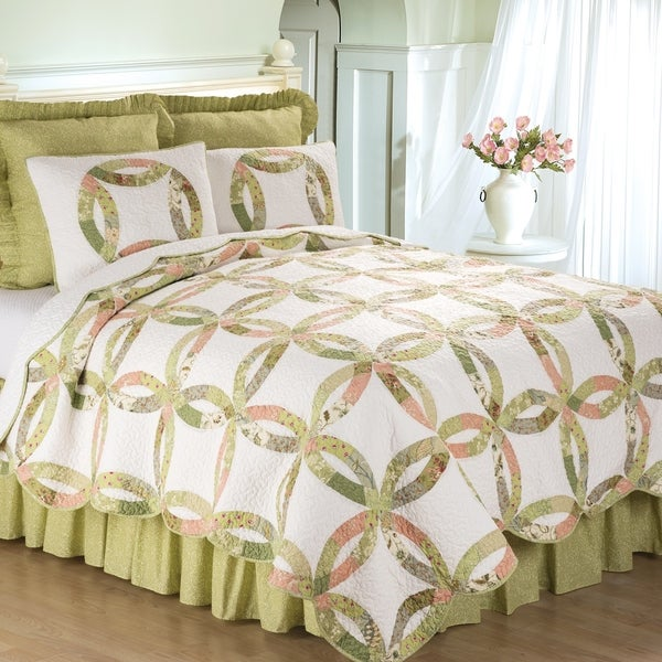 Annie's Wedding Ring Quilt Set