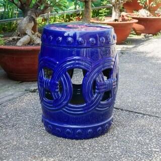 Infiniti Feng-Shui Ceramic Garden Stool