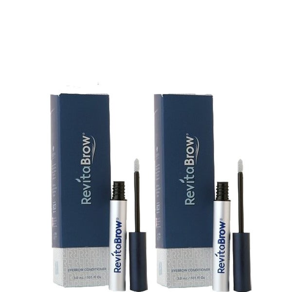 Shop Revitabrow 3ml Eyebrow Conditioner Pack Of 2 Free Shipping