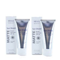 Obagi Sun Shield Broad Spectrum 3-ounce SPF 50 Matte Sunscreen Lotion (Pack of 2)