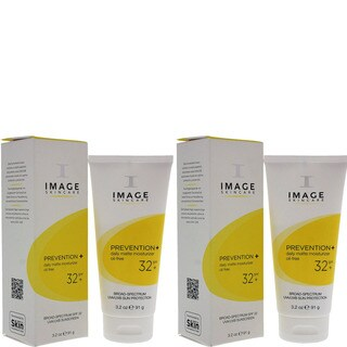 Image Skincare Prevention + Daily 3.2-ounce Matte Moisturizer SPF 32 (Pack of 2)