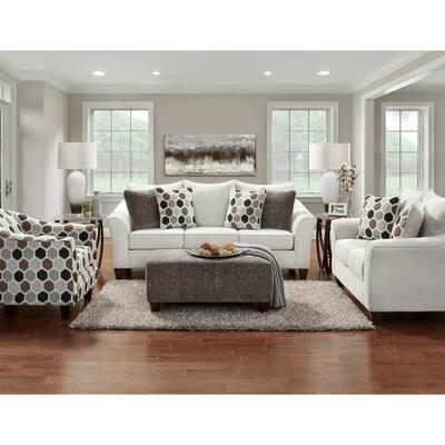 Silver Living Room Furniture Sets