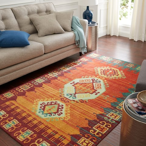 Mohawk Home Prismatic Teton Area Rug (8'x10')