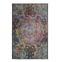 The Curated Nomad Sukhanand Cosmic Area Rug - 8' x 10'