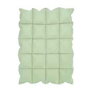 Sweet Jojo Designs Mint Baby Crib Down Alternative Comforter Blanket
