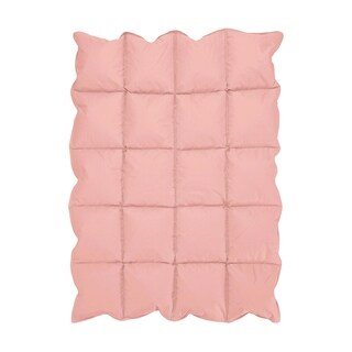 Sweet Jojo Designs Coral Baby Crib Down Alternative Comforter Blanket