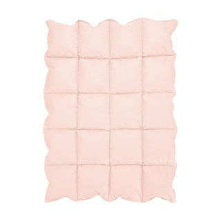 Sweet Jojo Designs Blush Pink Baby Crib Down Alternative Comforter Blanket