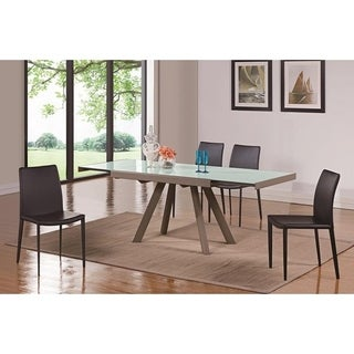 Minimax Decor Double Leaf Extendable Table