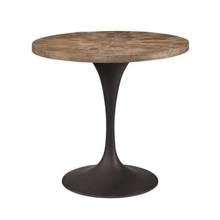 Archimedes Bistro Table - Brown