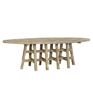 Marconi Dining Table - Brown