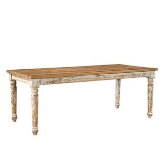Bramley Dining Table - Brown