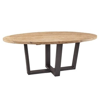Forgeron Dining Table - Brown