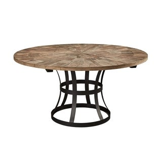 Archimedes Dining Table - Brown