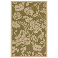 Botanical Outdoor Rug - 7'10 x 9'10