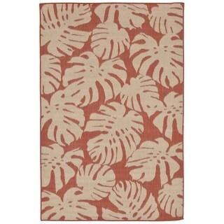 Liora Manne Tropics Outdoor Rug (1'11 x 7'6) - 1'11 x 7'6