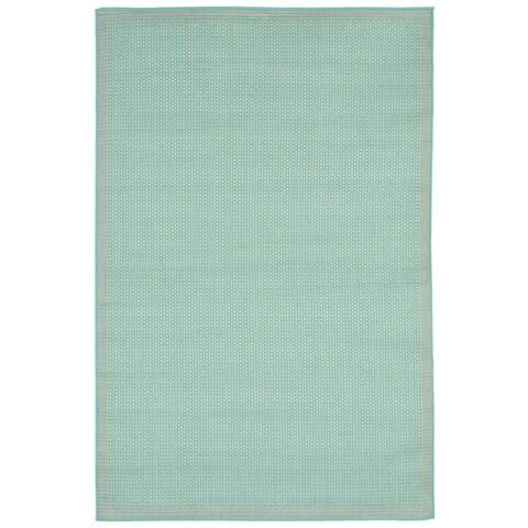Liora Manne Weave Outdoor Rug (4'10 x 7'6) - 4'10 x 7'6