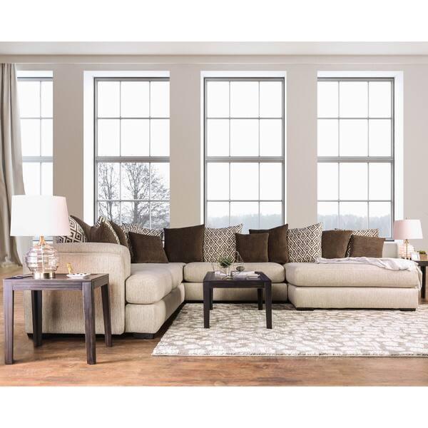 Remarkable Shop Furniture Of America Benino Microfiber Chenille Pdpeps Interior Chair Design Pdpepsorg