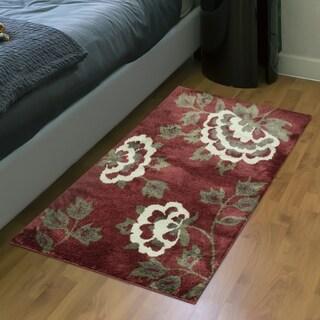 "Cashlon Microfiber Brianna accent rug by Bacova - 2'3"" x 3'9"""