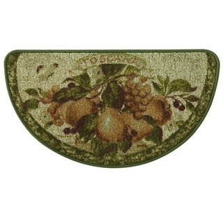 Classic Berber Touscana Kitchen rug by Bacova - 1'6 x 2'6